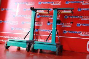 Balanza Mecánica Patrick's de 500 Kg