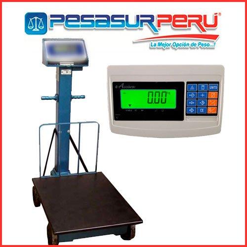 Balanza Electromecánica e-Accura SB-53 de 500 Kg