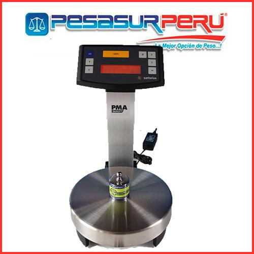 Balanza Digital de Precisión Sartorius PMA Evolution de 7500 Gr