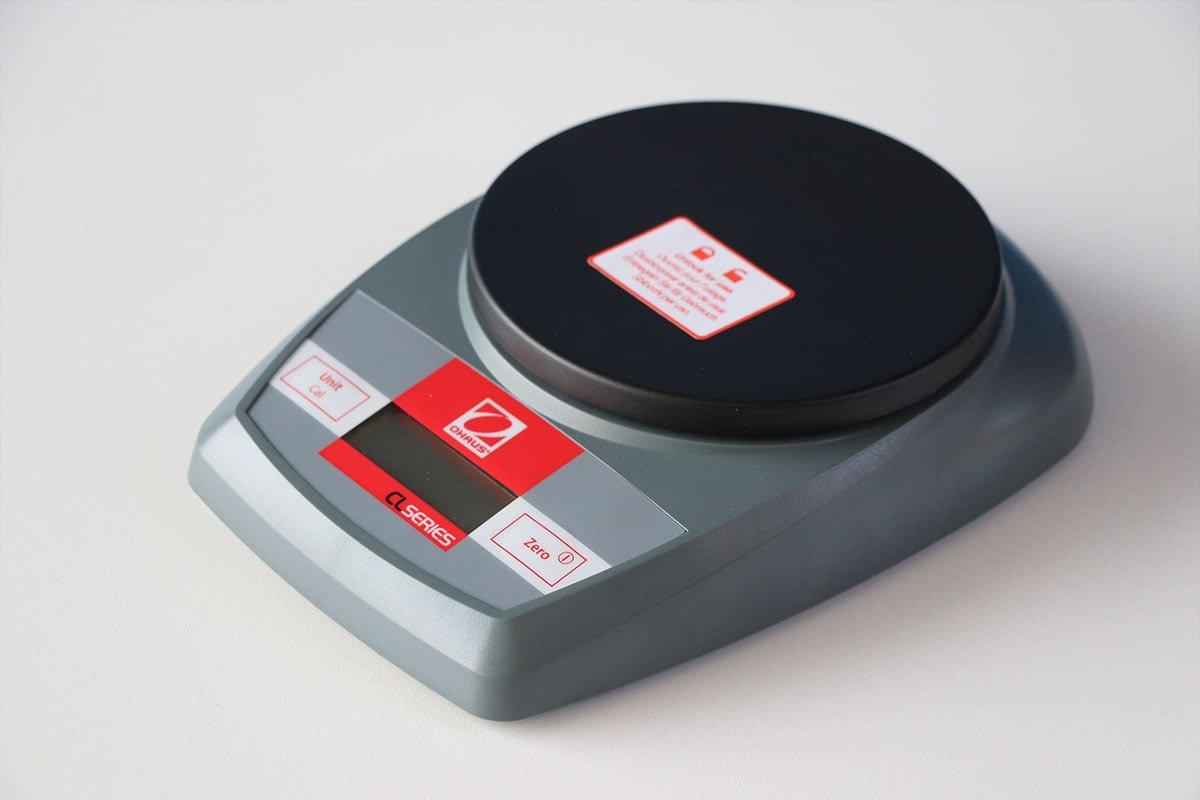 Balanza Digital de Precisión Ohaus CL501T de 500 Gr