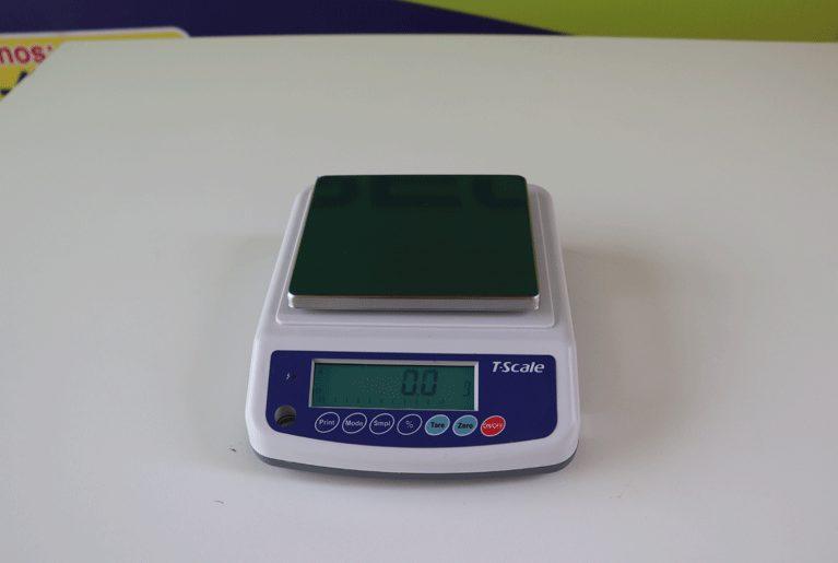 Balanza Digital de Precisión T-Scale TB de 3000 Gr